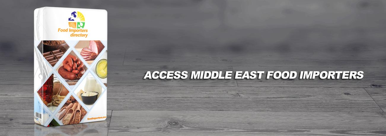 Middle East Food Importers Directory